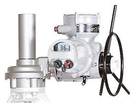 اکچویتور روتاری روتورک IB - Multi-Turn Bevel