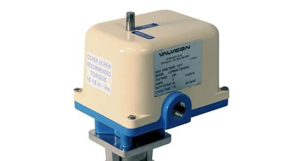 اکچویتور برقی متسو مدل VALVCON