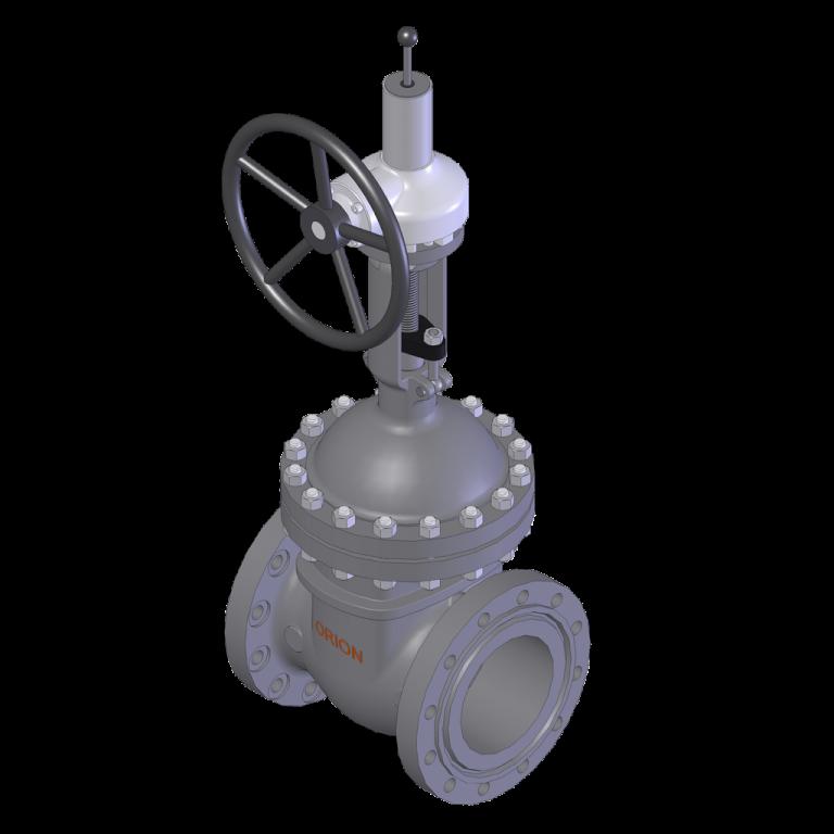 شیر اوریون ORION مدل API 6D/APi 600